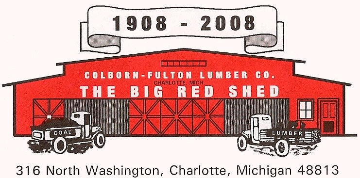 Fulton Lumber Company, 316 North Washington, Charlotte, Michigan 48813